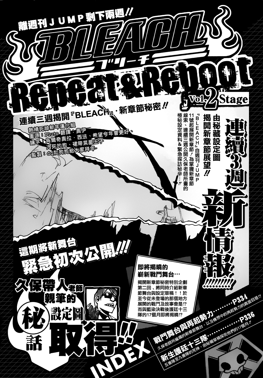 Repeat & Reboot Vol.2 Stage